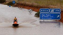 A partir de hoy - Jacob Petrus nos alerta de las zonas inundables en España por causa del Cambio Climático
