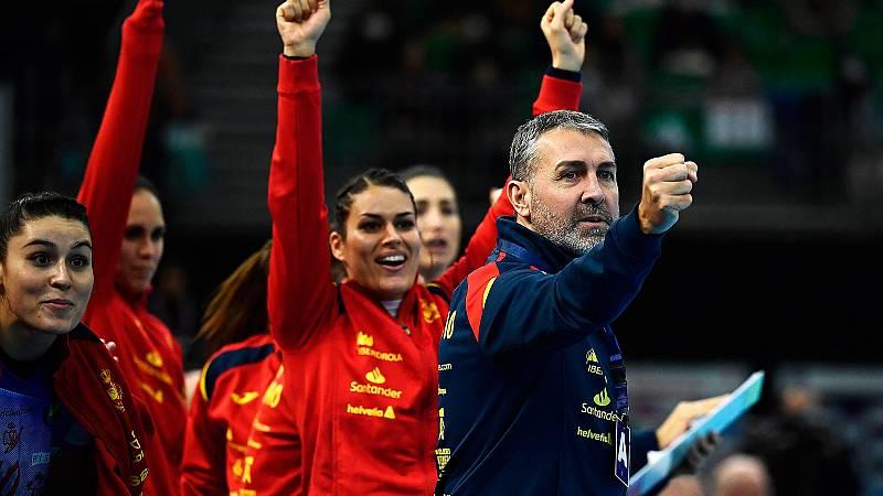 """Carlos Viver: """"Vamos a domir soñando que podemos ser campeones del mundo"""""""