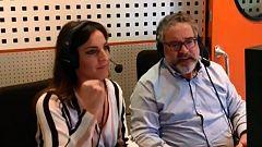 Así narraron Ángel Cárceles y Eli Pinedo el pase de España a la final del Mundial