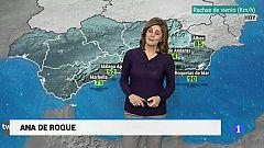 El tiempo en Andalucía - 13/12/19