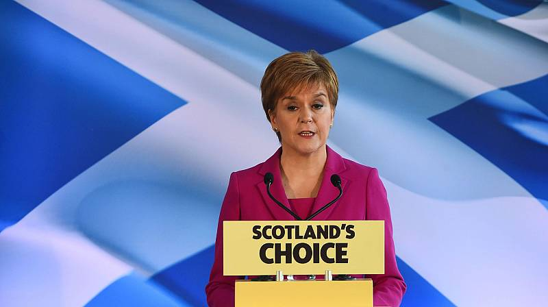 El nacionalismo escocés se convierte en hegemónico