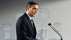 """Sánchez afirma que """"estamos preparados"""" para una salida ordenada del Reino Unido"""