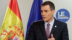 Sánchez responde a Junqueras que el diálogo debe producirse en el marco de la ley