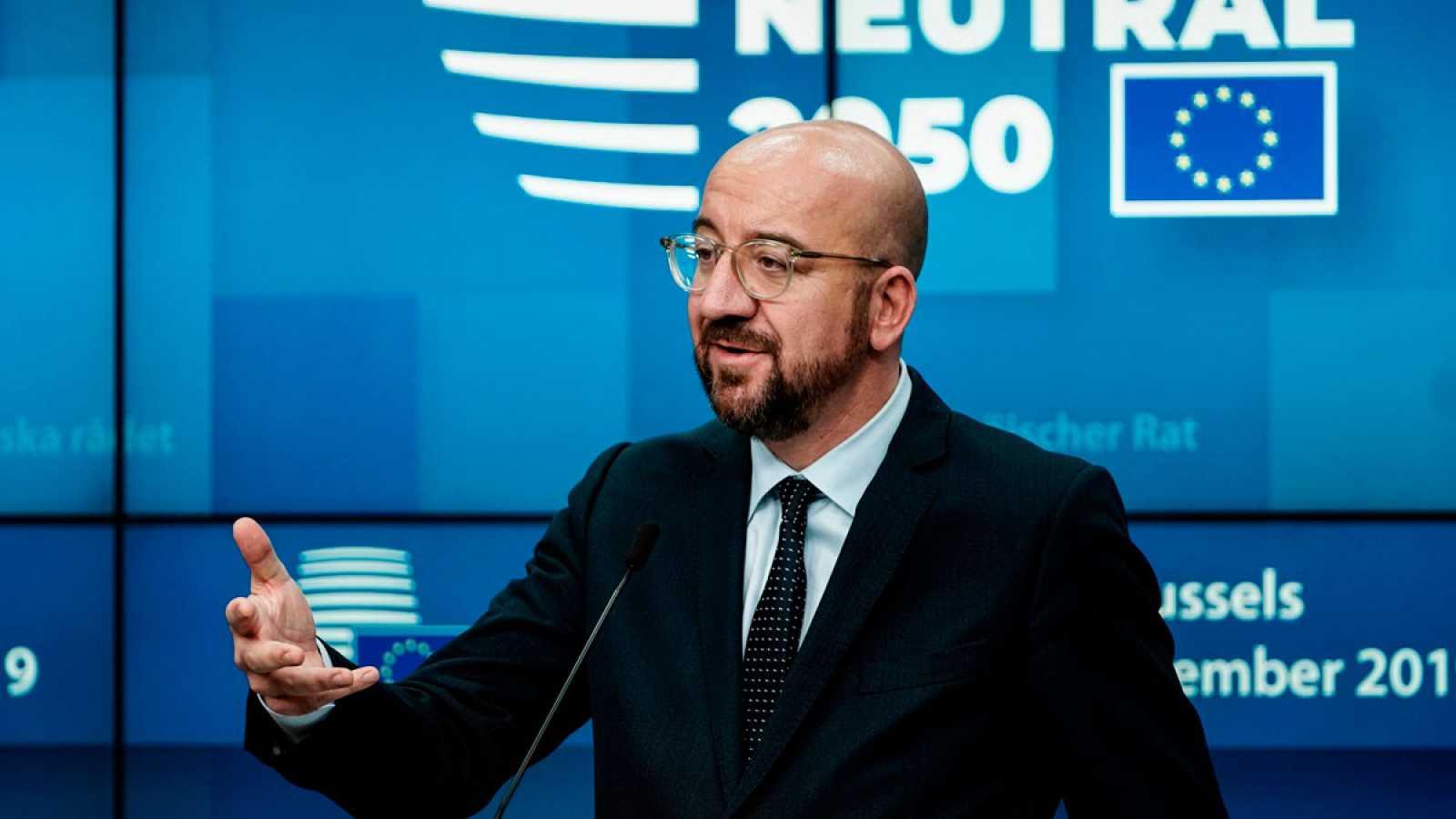 """El presidente del Consejo Europeo pide a Reino Unido ratificar """"rápidamente"""" la ley del 'Brexit'"""