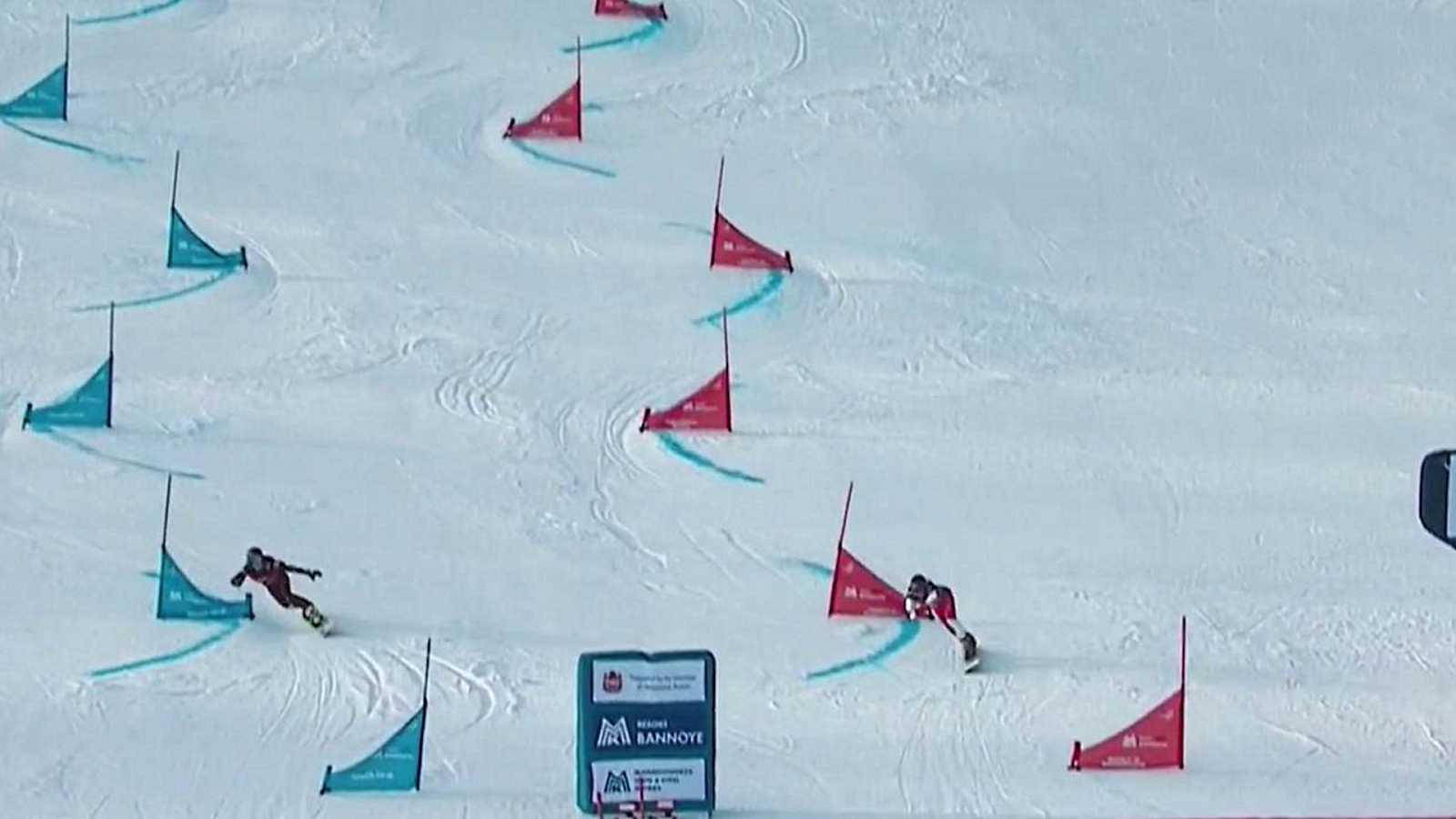 Snowboard - FIS Snowboard Copa del mundo magazine - Programa 1 - ver ahora