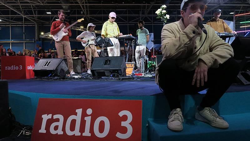 Radio 3 suena por el planeta - VÍDEO: Colectivo da Silva - 13/12/19 - ver ahora