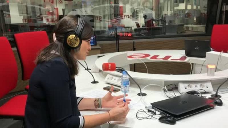 """24 horas - Elena Valenciano: """"La diferencia entre nosotros y los alemanes es la herida de la Guerra Civil"""" - Escuchar ahora"""