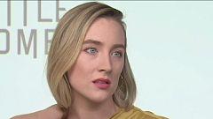 Saoirse Ronan interpreta a la rebelde 'Jo' en la nueva versión de 'Mujercitas'