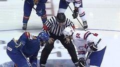Hockey sobre hielo - Preolímpico masculino: España - China Taipei