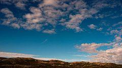 Cielos cubiertos  y temperaturas máximas en descenso