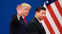 China y Estados Unidos alcanzan un acuerdo comercial parcial para mitigar la guerra comercial