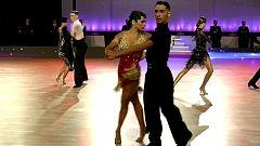 Baile deportivo - Campeonato de España 10 bailes - Competición internacional