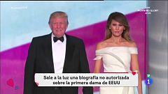Corazón - Sale a la luz una biografía no autorizada sobre Melania Trump