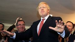 La amplia victoria de Johnson no disipa la incertidumbre en torno al 'Brexit'