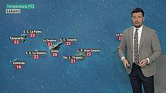 El tiempo en Canarias - 14/12/2019