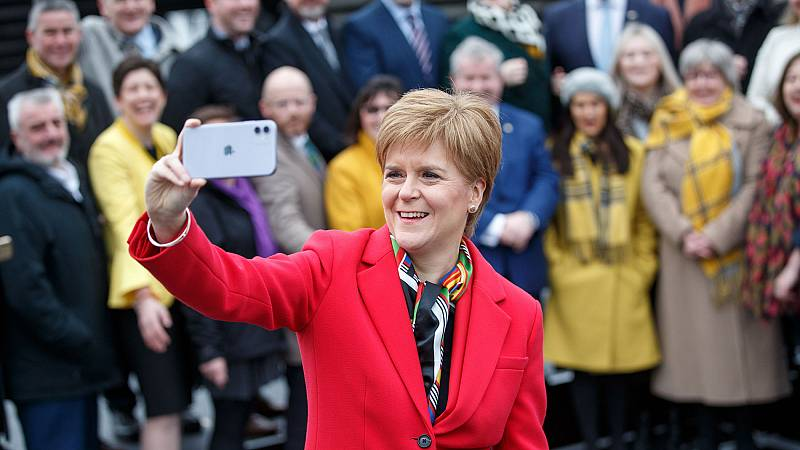 Escocia, un voto independentista con matices