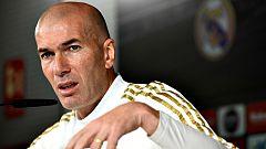 """Zidane: """"Si pensamos en el Clásico, nos equivocamos"""""""