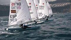 Vela - Semana olímpica canaria de vela