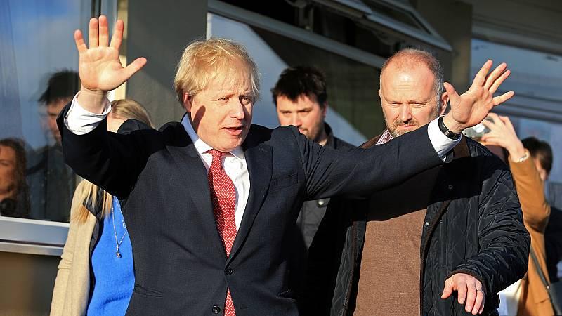 """Boris Johnson: """"El 'Brexit' es ahora imparable"""""""