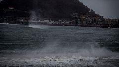 Aviso de aludes, fenómenos costeros, lluvias o viento en 19 provincias