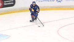 Hockey sobre hielo - Preolímpico masculino: España - México