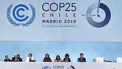 """Siguen las negociaciones en la COP25 para lograr un """"acuerdo ambicioso"""""""