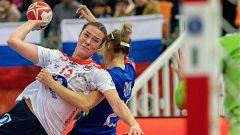 Balonmano - Campeonato del Mundo Femenino. Tercer y cuarto puesto: Noruega - Rusia