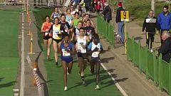 Cross - Internacional Venta de Baños. Carrera femenina