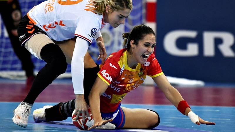 La selección femenina española de balonmano se ha proclamado subcampeona del mundo al perder la final con Holanda por 29-30.