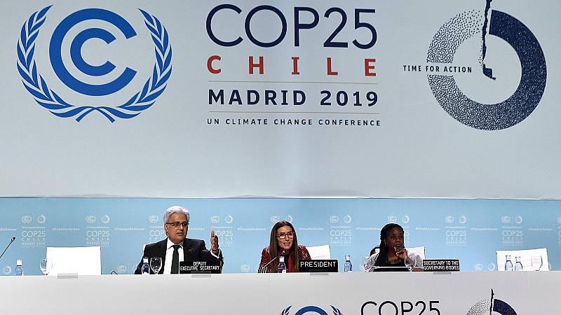 La Cumbre del Clima se cierra con un acuerdo pero sin cumplir los objetivos