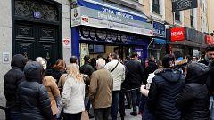 Hay que comprar los décimos de Lotería en establecimientos autorizados para evirar las estafas