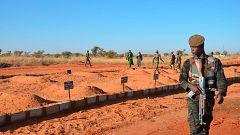 Francia anuncia una operación europea para apoyar a Mali en la lucha antiterrorista
