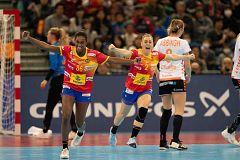 Final agridulce de España en el Mundial de balonmano