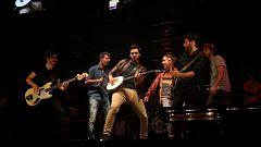 El grupo colombiano Morat cierra su gira en Madrid