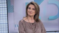 Los desayunos de TVE - Teresa Ribera, ministra para la Transición ecológica en funciones