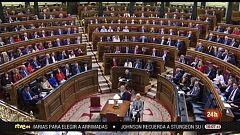 Parlamento - Conoce el Parlamento - Grupos del Congreso en la XIV Legislatura - 14/12/2019