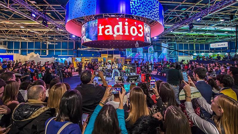 Radio 3 suena por el planeta - Radio 3 en la Cumbre del Clima COP25 - 1612/19 - ver ahora