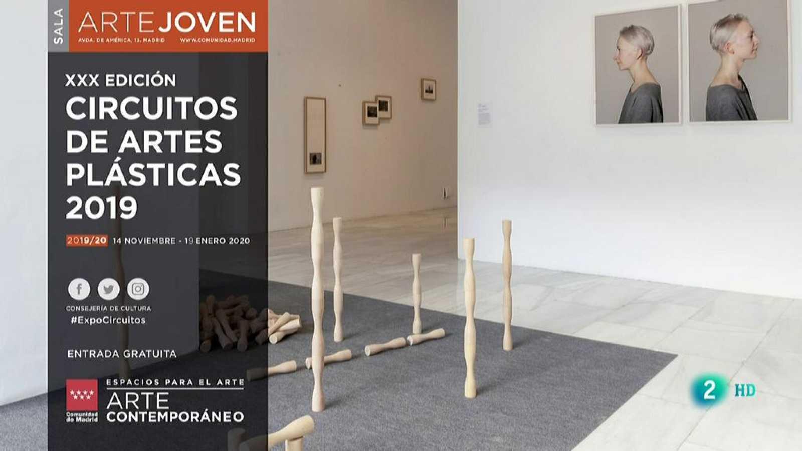 La aventura del saber Circuitos de Artes Plásticas de la Comunidad de Madrid 19 de enero en la Sala Arte Joven de Madrid.
