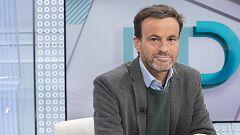 Los desayunos de TVE - Jaume Asens, portavoz de En Comú Podem en el Congreso
