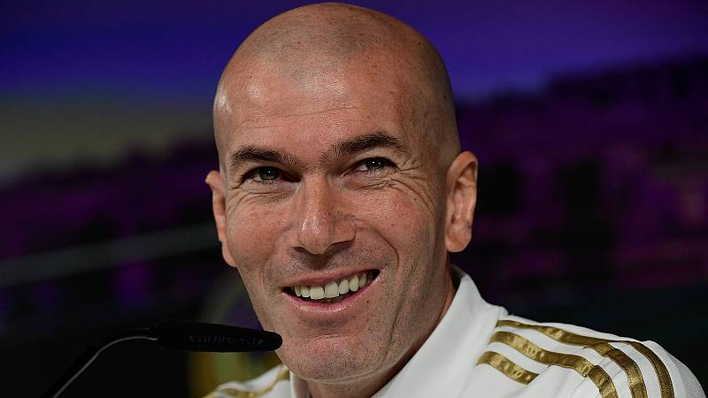 """Zidane: """"Tenemos que poner nuestra energía en el partido"""""""