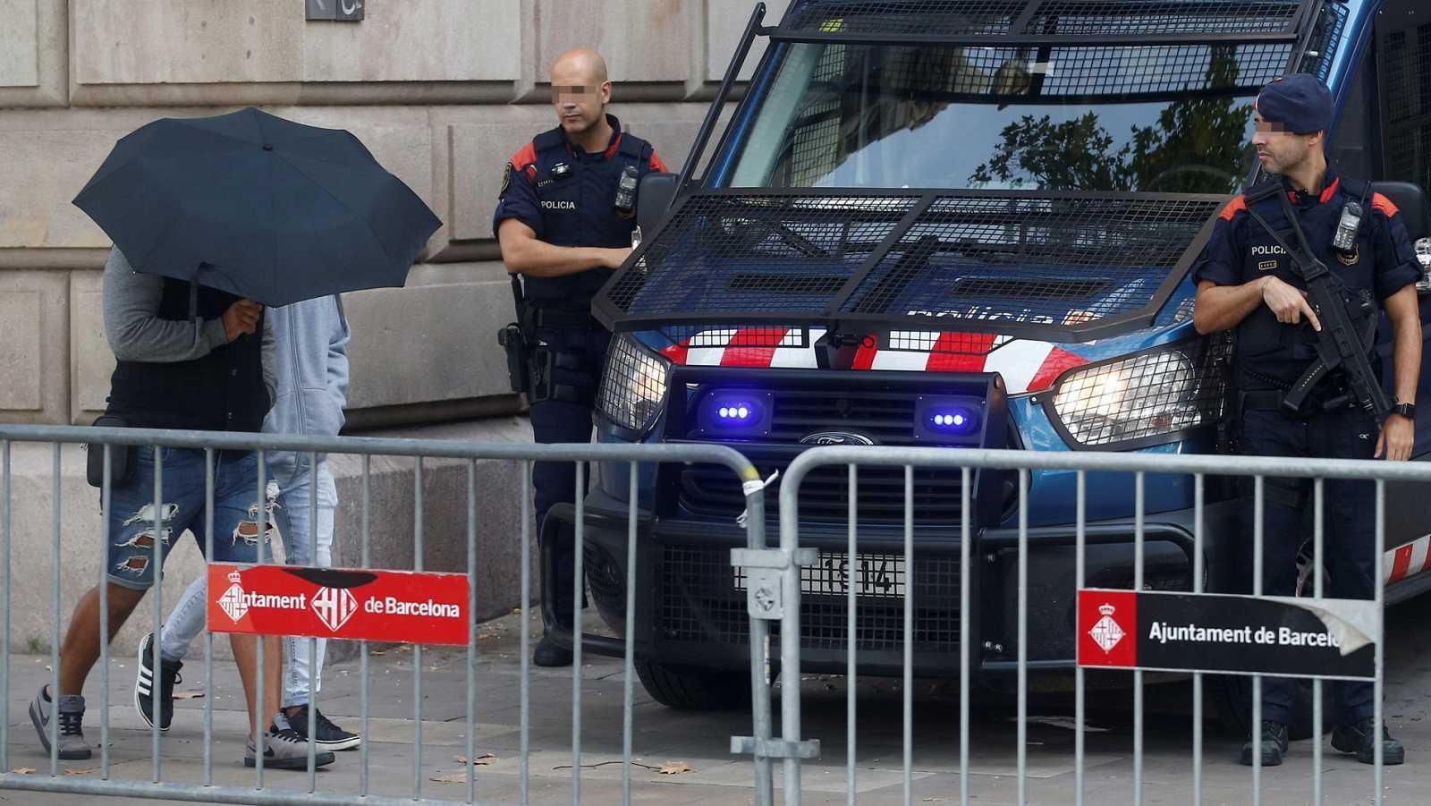 Orden de busca y captura para dos condenados por una violación grupal en Manresa
