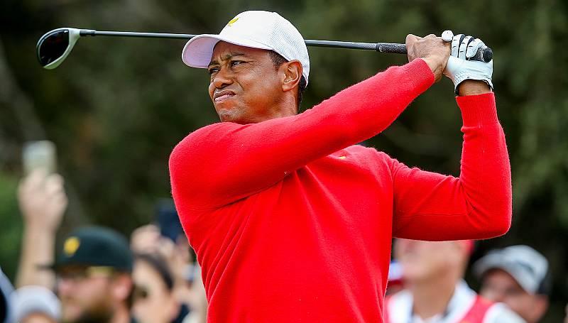 """Tiger Woods tiene un claro favorito para el Clásico: """"Messi"""""""