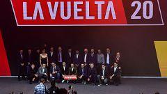 Presentación Vuelta Ciclista a España 2020