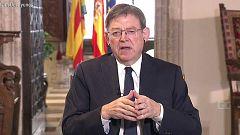 """Ximo Puig: """"El diálogo con ERC puede iniciar el camino de normalización"""""""