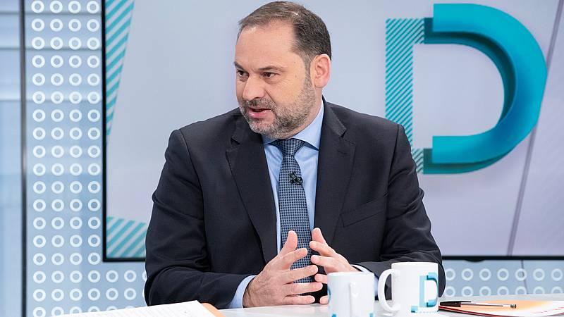 """Ábalos ve """"posible"""" y """"deseable"""" la investidura de Sánchez antes de fin de año"""