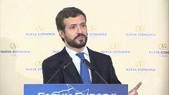 El PP carga contra el PSOE por reunirse con Bildu para la investidura