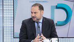 Los desayunos de TVE - José Luis Ábalos, secretario de Organización del PSOE y ministro de Fomento en funciones