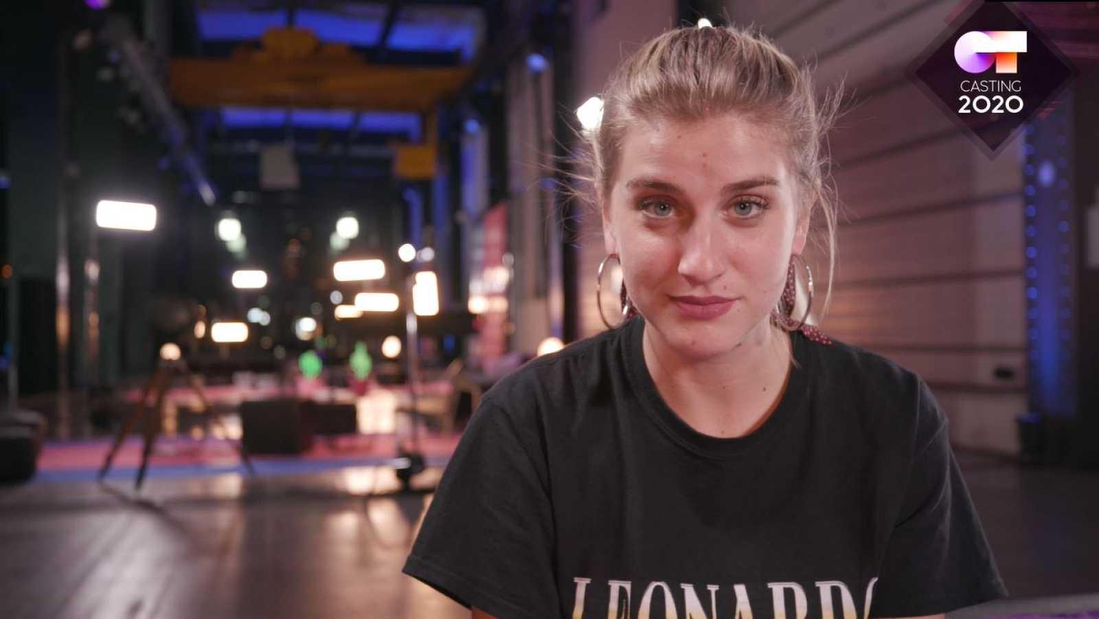 Samantha, la finalista de OT 2020 que se perdería en Beverly Hills buscando a Leonardo DiCaprio, responde a las 20 preguntas de OT 2020