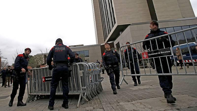 Calles cortadas y desvíos de transporte público en Barcelona por el operativo de seguridad del Barça-Madrid