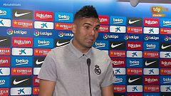 """Casemiro: """"Hemos tenido más ocasiones pero el fútbol es gol"""""""